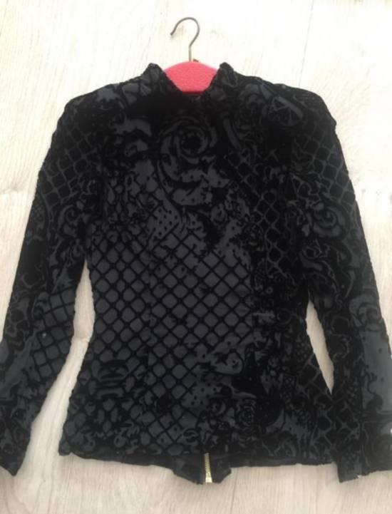 Balmain Balmain velvet black Size US XS / EU 42 / 0