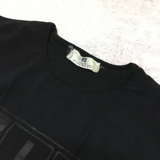 Givenchy Givenchy Long Sleeve Tee Spell Out Logo Front Size US M / EU 48-50 / 2 - 9