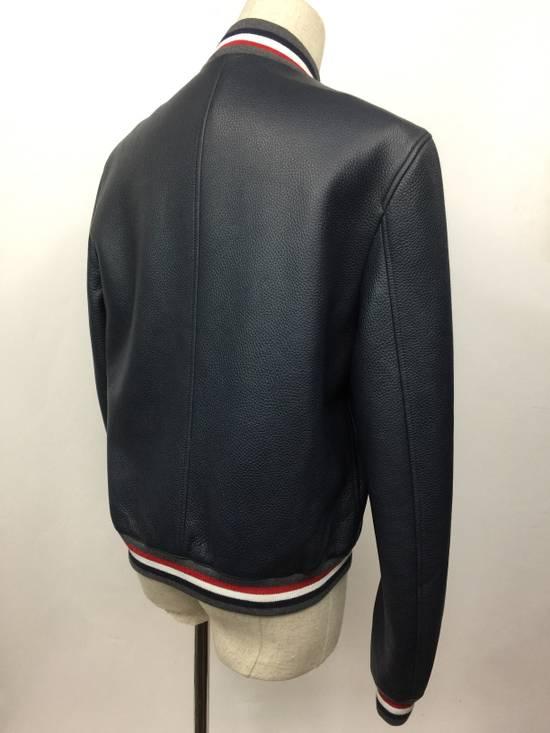 Thom Browne Thom Browne Leather Jacket Size US L / EU 52-54 / 3 - 8