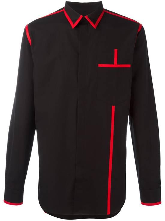 Givenchy Contrast trim shirt Size US S / EU 44-46 / 1 - 2