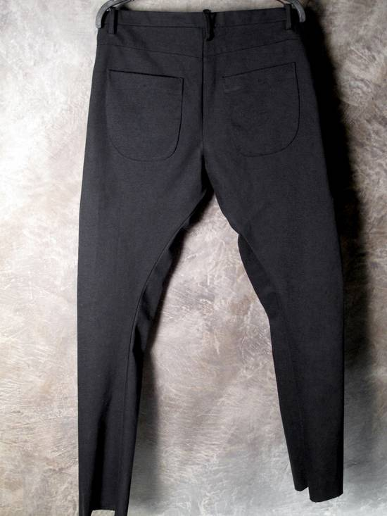 Label Under Construction Woven Inside One Cut Pants Size US 32 / EU 48 - 1