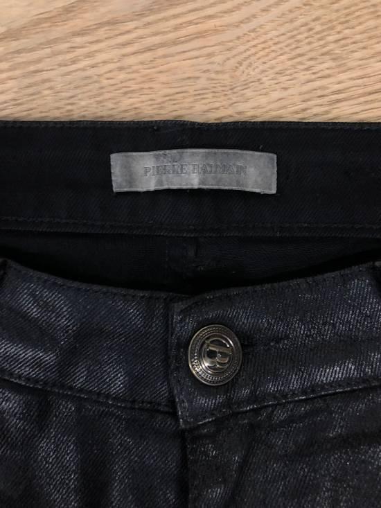 Balmain Balmain Waxed Jeans Size US 30 / EU 46 - 2