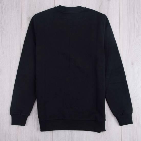 Givenchy SS18 Black Roses & Givenchy Logo Printed Sweatshirt Size US XS / EU 42 / 0 - 1