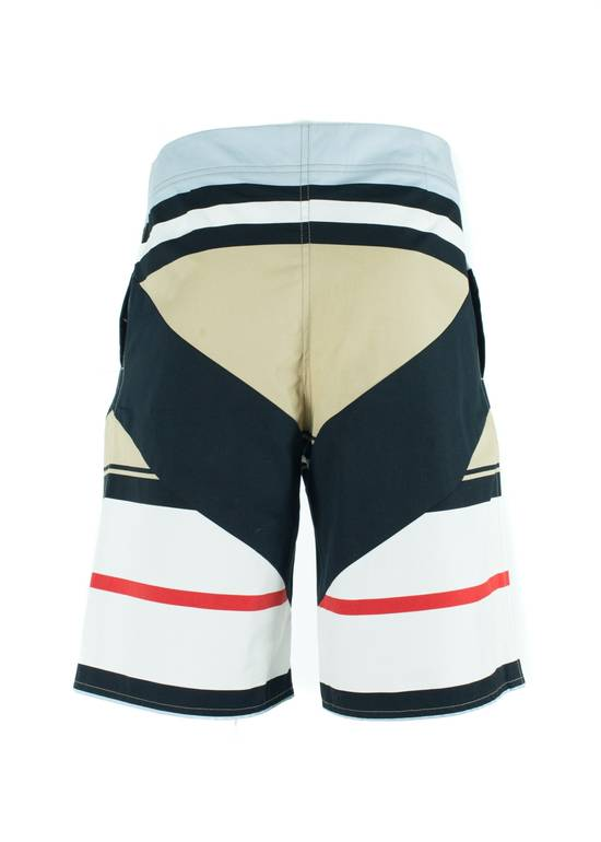 Givenchy Givenchy Men's Beige Multi Color Board Shorts Size US 36 / EU 52 - 2