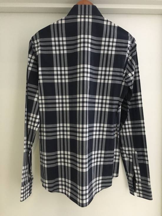 Givenchy Givenchy Check Shirt Size US M / EU 48-50 / 2 - 1