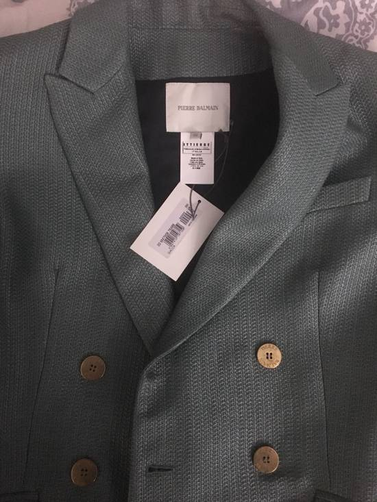 Balmain Balmain Double-Breasted Blazer Size 40R