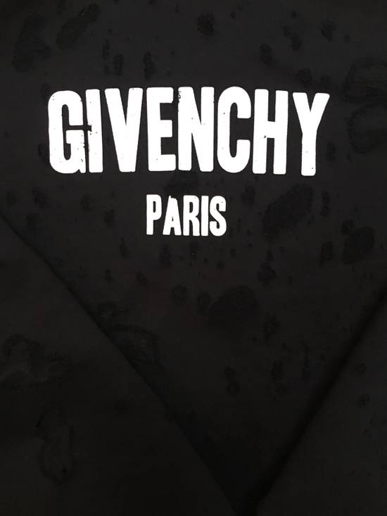 Givenchy Givenchy Logo distressed hoodie Size US S / EU 44-46 / 1 - 1