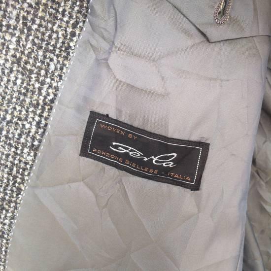 Balmain Tailored BALMAIN Blazer Italia Wool Woven by Ponzone Biellese Size 40R - 12