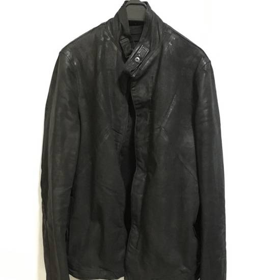Julius Waxed rider jacket Size US M / EU 48-50 / 2 - 1