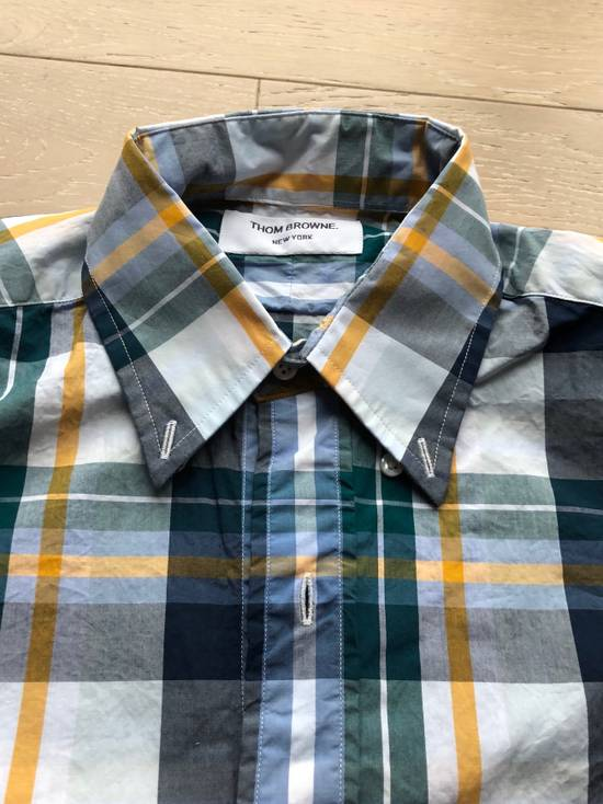 Thom Browne NEW Thom Browne poplin button down shirt Size US M / EU 48-50 / 2 - 2