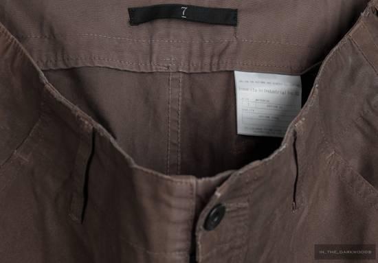 Julius = last drop = wide cargo pants 2008AW Size US 28 / EU 44 - 7