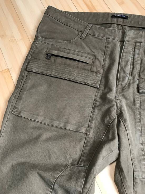 Balmain Balmain Cargo Pants Size 35 New With Tags Size US 35 - 4