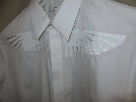 Givenchy Embroidered Military wings shirt Size US M / EU 48-50 / 2 - 3