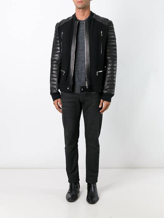 Balmain Balmain Leather Jacket Size US M / EU 48-50 / 2