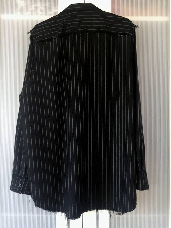 Givenchy Pinstripe used look Shirt by Riccardo Tisci Size US S / EU 44-46 / 1 - 8