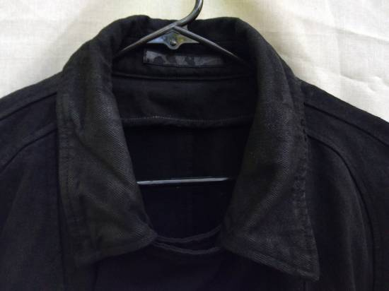 Julius Black Denim Moto Jacket f/w10 Size US L / EU 52-54 / 3 - 6
