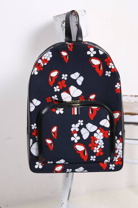 Thom Browne Floral backpack Size ONE SIZE