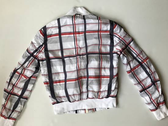 Thom Browne Check Pattern Stadium Jacket Size US S / EU 44-46 / 1 - 8