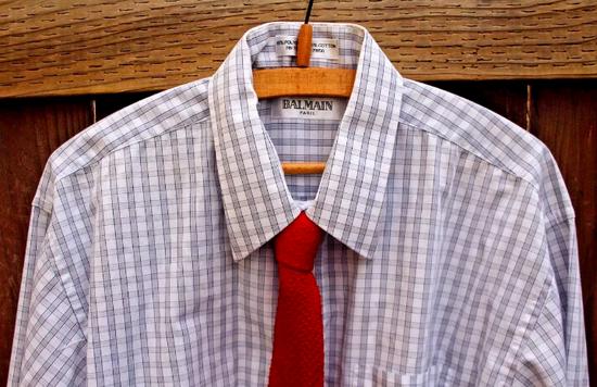 Balmain Balmain Dress Shirt Size US XL / EU 56 / 4