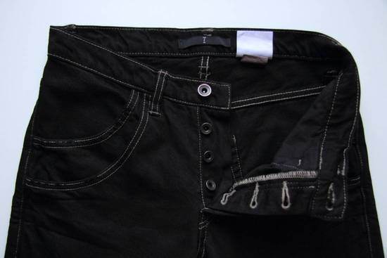 Julius JULIUS_7 COTTON DENIM PANTS SIZE 1 Size US 29 - 3