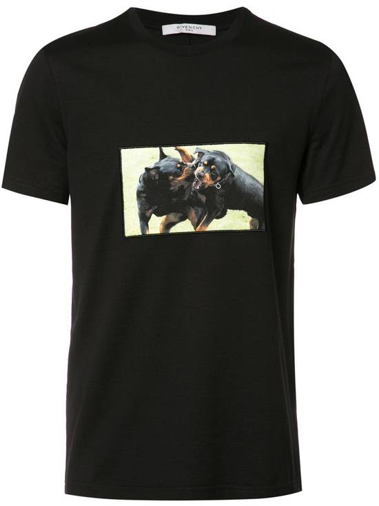 Givenchy Fighting Rottweilers T-shirt Size US XL / EU 56 / 4 - 1