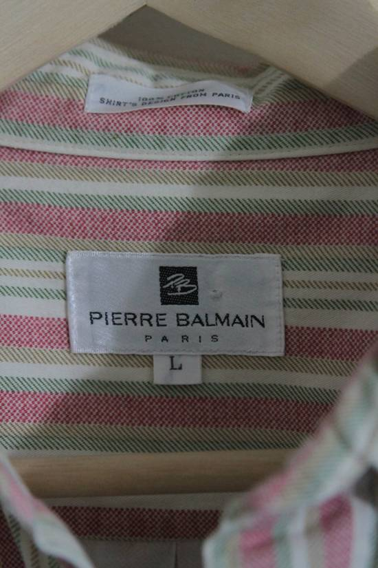 Balmain Vintage Pierre Balmain dress shirt, amazing condition. Size US L / EU 52-54 / 3 - 3
