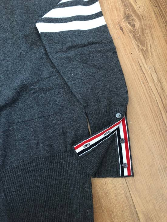 Thom Browne * FINAL DROP * Classic 4 Bar Cashmere Cardigan Size US S / EU 44-46 / 1 - 8