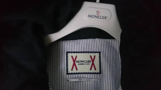 Thom Browne Thom Browne X Moncler Gamme Bleu down parka Size US L / EU 52-54 / 3 - 7