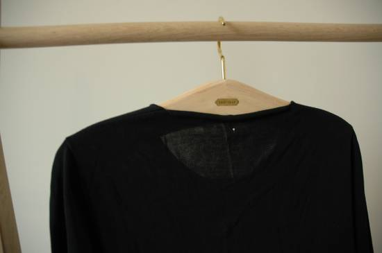 Label Under Construction Twisted Seam Knit Size US M / EU 48-50 / 2 - 4