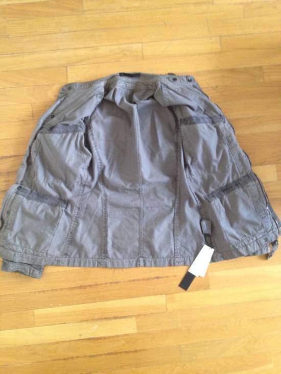 Julius WAXED 3D POCKET JACKET Size US M / EU 48-50 / 2 - 10