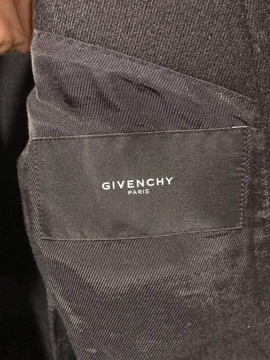 Givenchy FW12 Two Piece Black Wool Peacoat sz 48 double layer coat Riccardo Tisci Size US M / EU 48-50 / 2 - 11