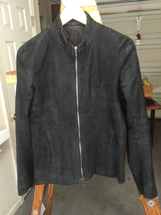 Julius AW09 Protection_ism Lamb Nubuck Rider Size US M / EU 48-50 / 2 - 5