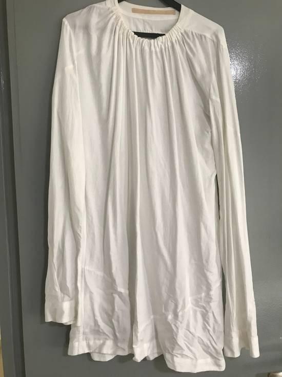 Julius AW14 no collar long shirt Size US M / EU 48-50 / 2