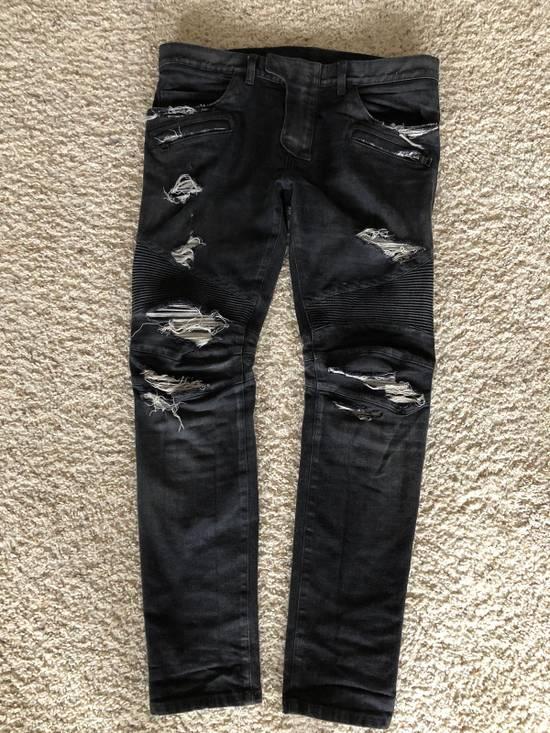 Balmain Balmain Distressed Jeans Size US 34 / EU 50