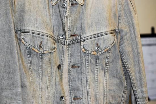 Julius Julius Underowrld S/S '07 Denim Jacket Size US M / EU 48-50 / 2 - 1
