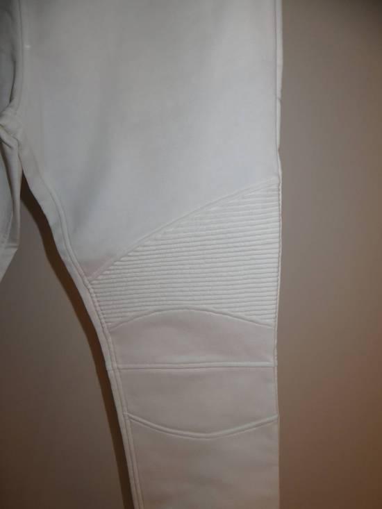 Balmain Biker sweatpants Size US 34 / EU 50 - 5