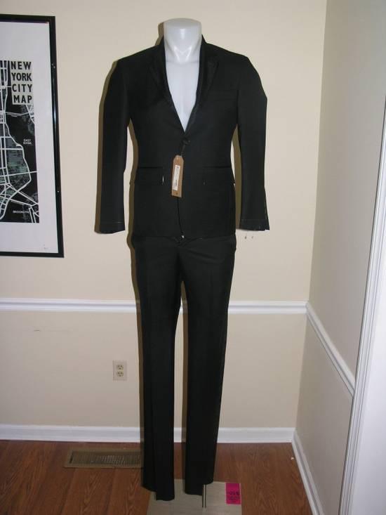 Thom Browne Tuxedo BB 00 34 S 28 W $1475 Size 34S