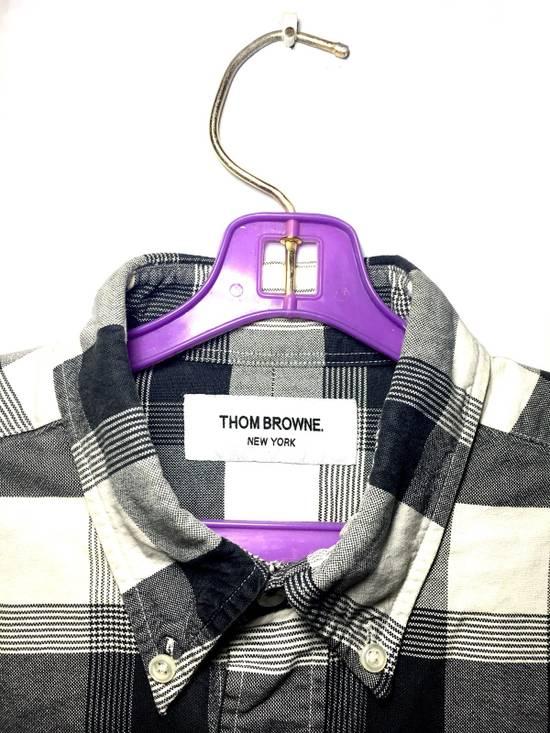 Thom Browne THOM BROWNE STRIPE BUTTON UPS Size US M / EU 48-50 / 2 - 2