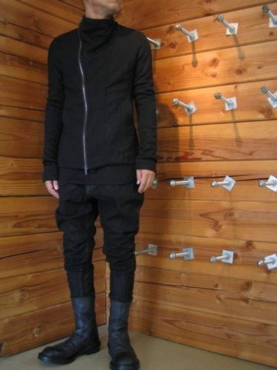 Julius FW12 Cupra/Wool Draped Jacket (sz 2, fits 48) Size US M / EU 48-50 / 2 - 5