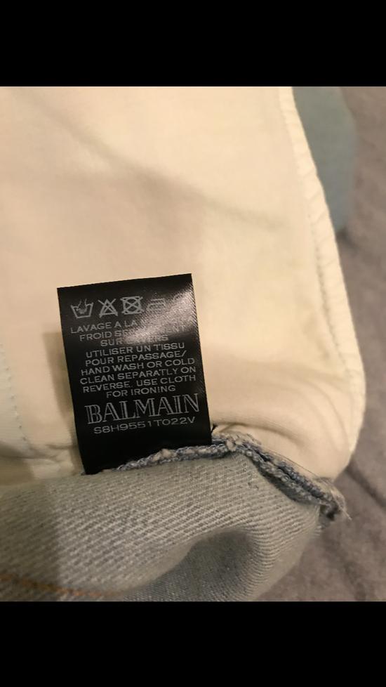 Balmain Balmain jeans Size US 34 / EU 50 - 2