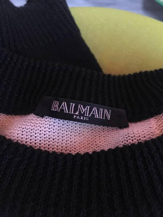 Balmain Balmain Union Jack Sweater Size US M / EU 48-50 / 2 - 3