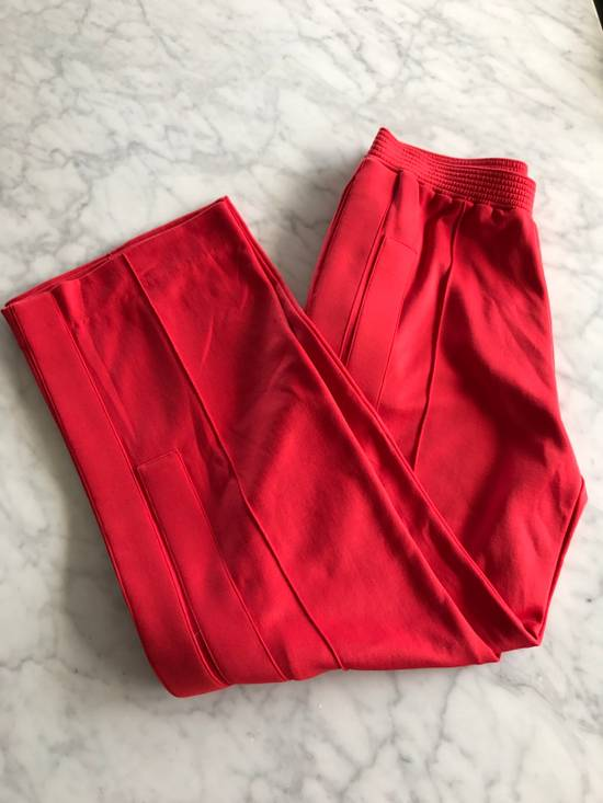 Givenchy Bnwt 1.0k Red Givenchy Jogging Trousers Size US 30 / EU 46 - 12
