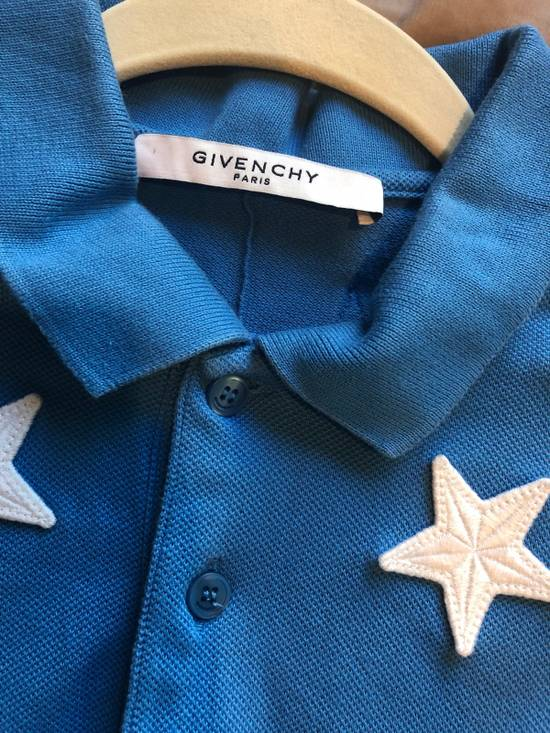 Givenchy Star 47 Polo In Blue Size US S / EU 44-46 / 1 - 2