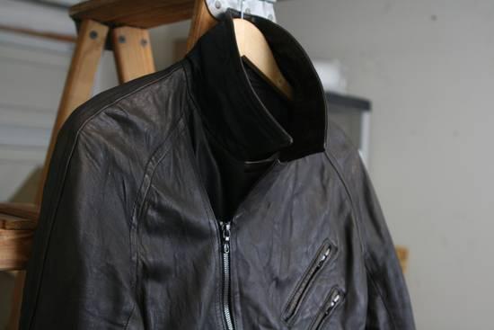 Julius LAST DROP: SS09 Lambskin Double Rider Size US M / EU 48-50 / 2 - 1