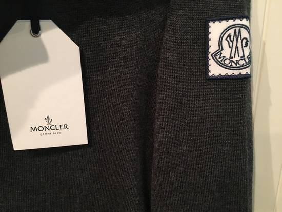 Thom Browne Gamme Bleu Wool Knitted Cardigan in Grey Size US M / EU 48-50 / 2 - 2