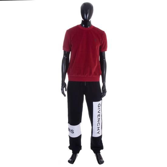 Givenchy Black Givenchy Paris Logo Embroidered Jogger Pants Size US 32 / EU 48