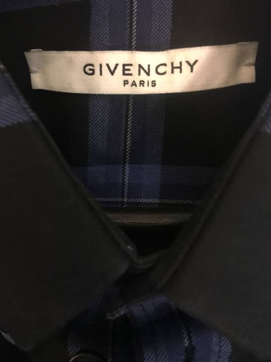 Givenchy Givenchy Plaid Oversize Shirt Size US L / EU 52-54 / 3 - 4