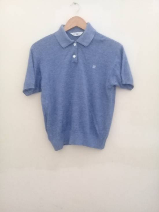 Givenchy Givenchy Play Blue Short Sleeve Collar Shirts Size US M / EU 48-50 / 2