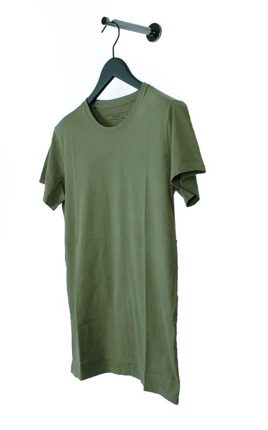 Balmain Original Balmain Distressed Elements Khaki Men T-Shirt in size L Size US L / EU 52-54 / 3 - 1