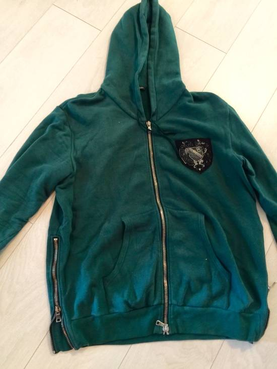 Balmain Patch hoody Size US XL / EU 56 / 4 - 1